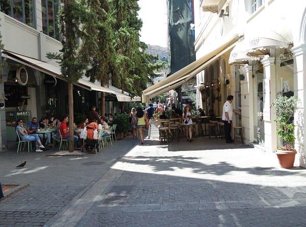 Shopping in Plaka