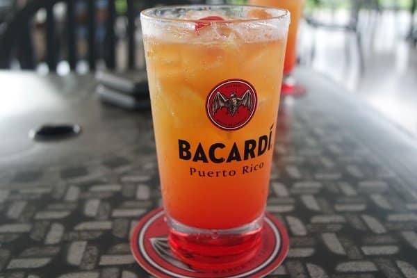 bacardi drink