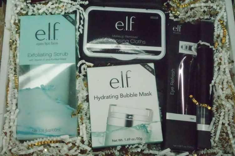 Fall Refresh Box from E.L.F. Cosmetics