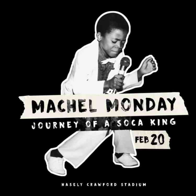 Machel Monday - The Journey of a Soca King