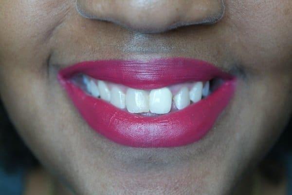 E.L.F. Moisturizing Lipstick - Bold Berry