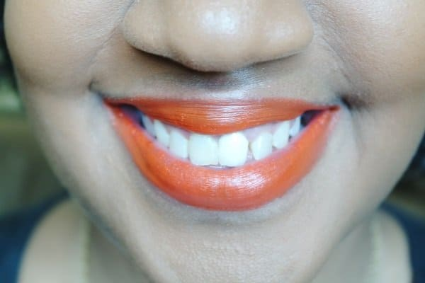 E.L.F. Moisturizing Lipstick - Orange Dream