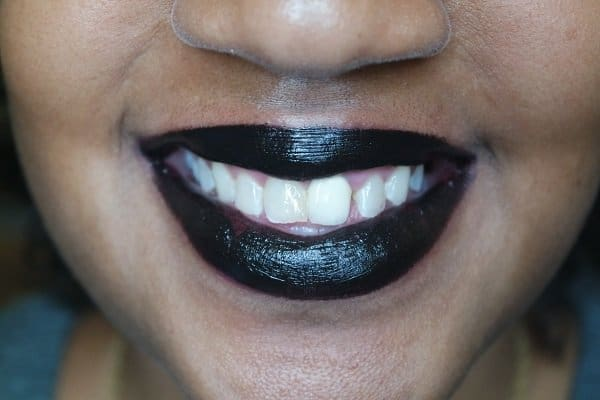 E.L.F. Moisturizing Lipstick - Black Out