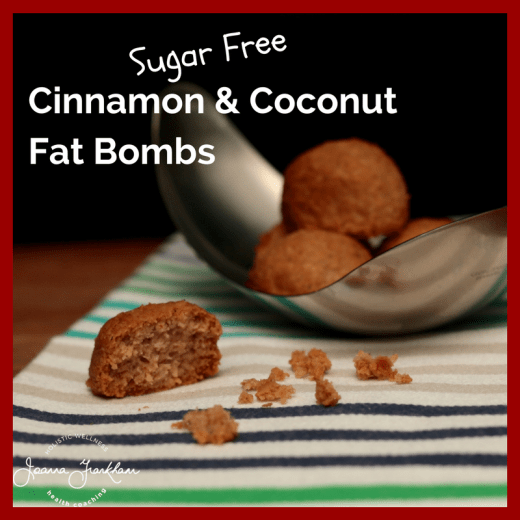 Sugar Free Fat Bombs