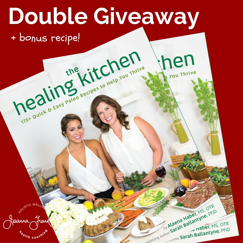 JFC The Healing Kitchen Giveaway