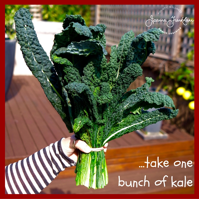 JFC Take One Bunch Of Kale