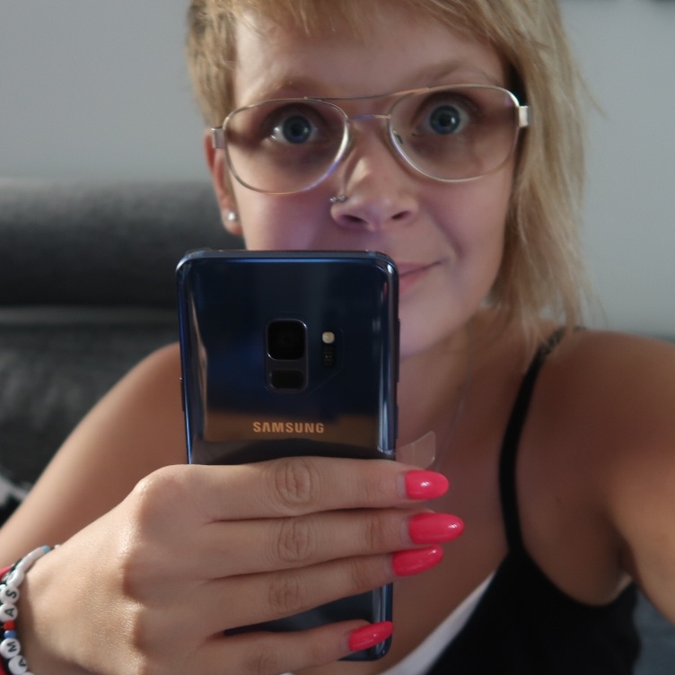 Spontanköpte en ny mobil
