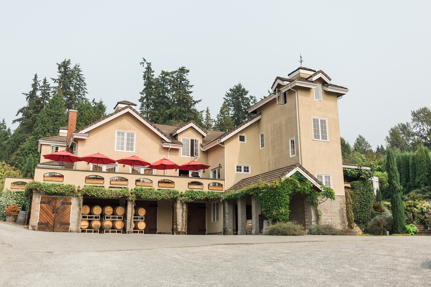 A photo of Chateau Lill in Woodinville, a wedding venue near Seattle, WA.   Joanna Monger Photography   Seattle & Snohomish Photographer