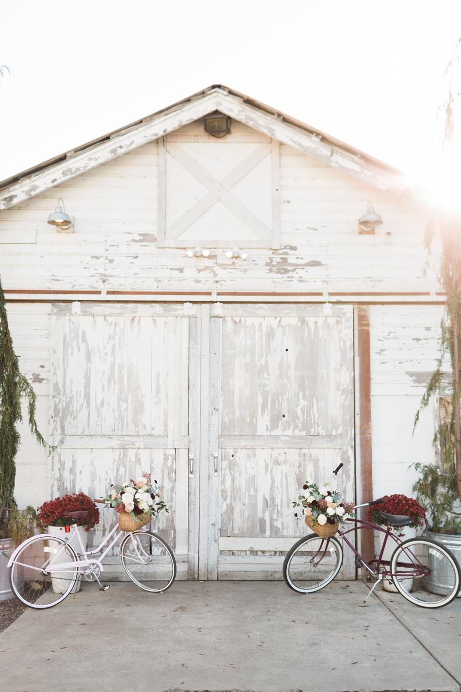 Photo of Snohomish Wedding Venue Dairyland white-washed Barn near Seattle | Joanna Monger Photography