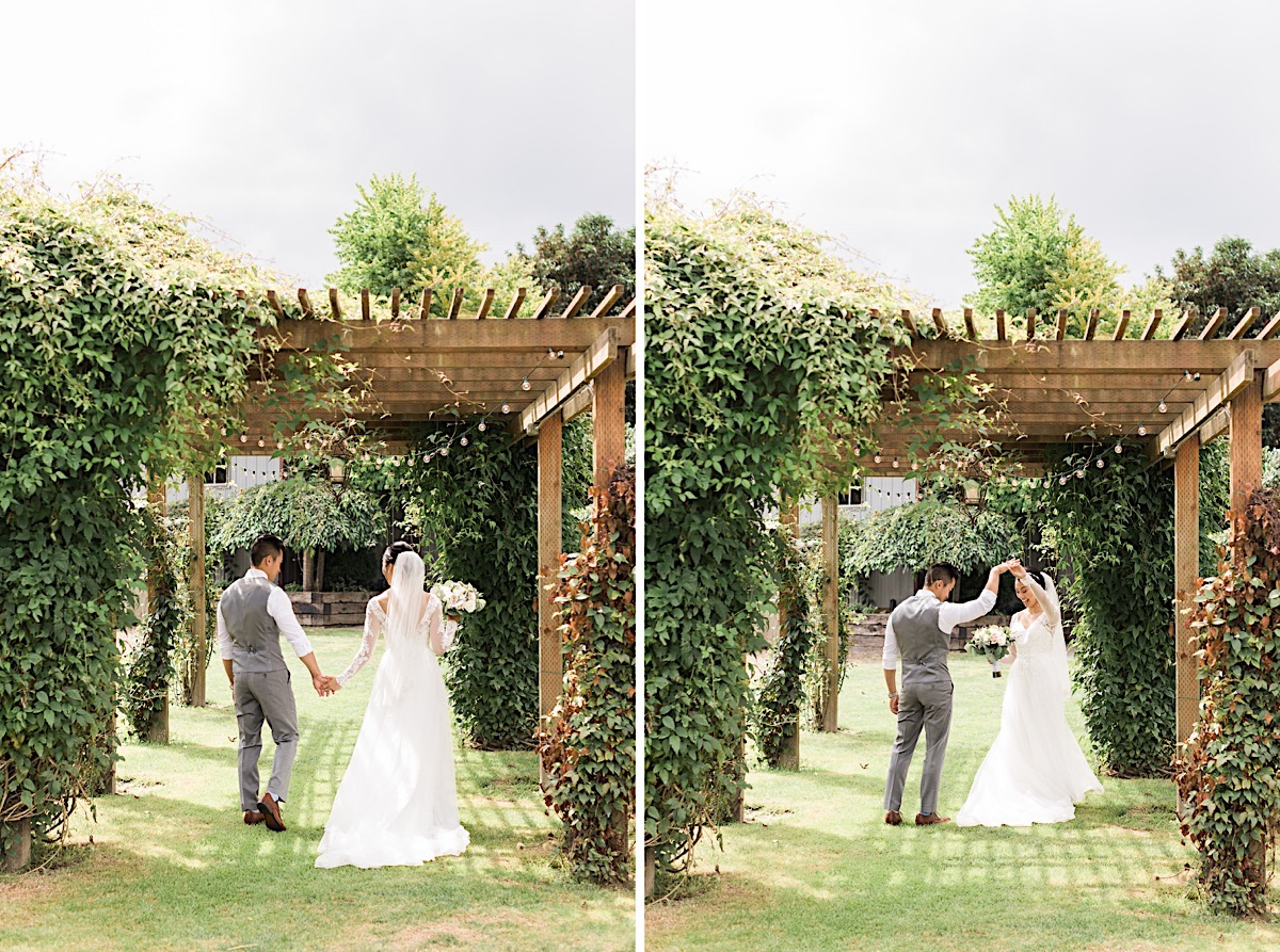 Wonderful weather at Craven Farms in Snohomish. Photos by Joanna Monger Photography, Snohomish and Woodinville Wedding Photographer.