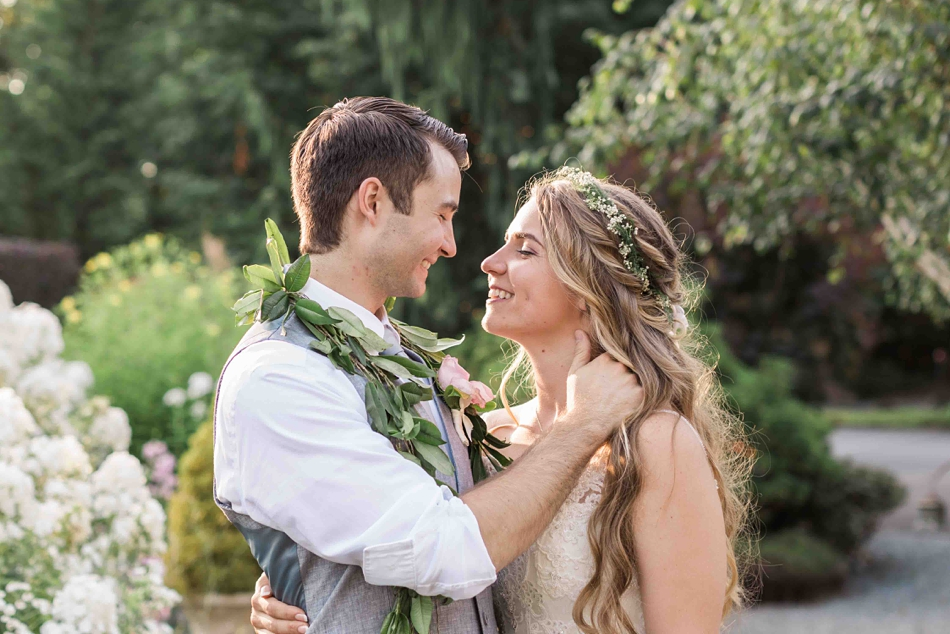 Seattle Wedding Photos Twin Willow Gardens Snohomish