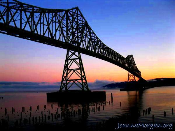 Build Your Bridge by Joanna Morgan 2-15-13
