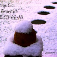 Letting Go What Lies Behind – Go Forward