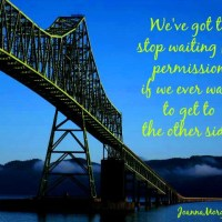 Stop Waiting for Permission