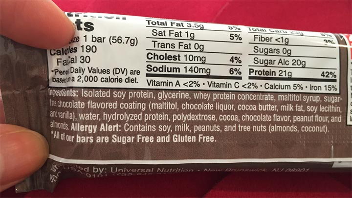Truth Behind Food Labels for Weight Loss | Low Fat Gluten ...