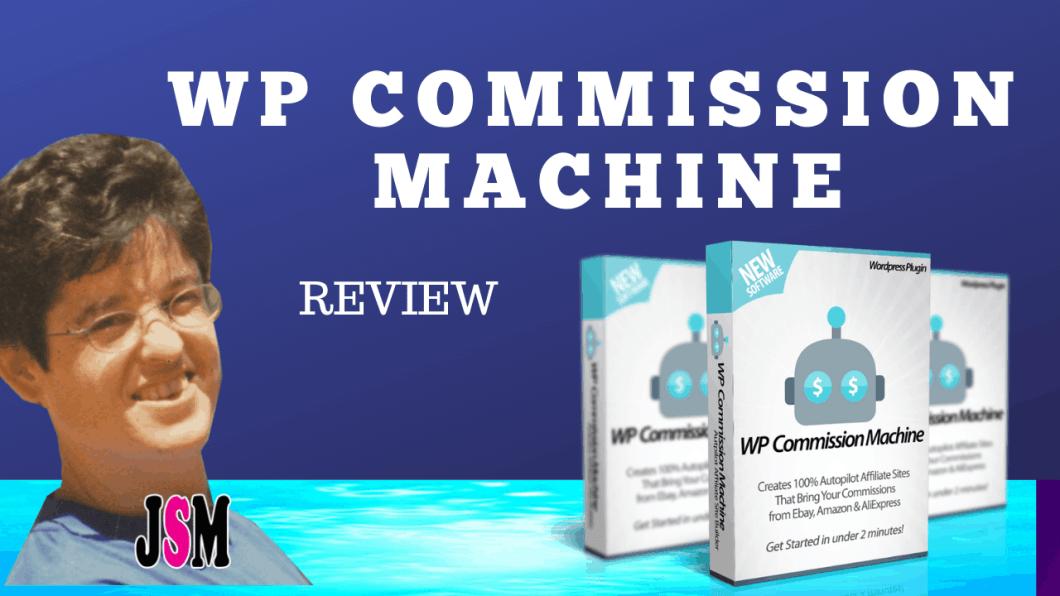 _wp commission machine