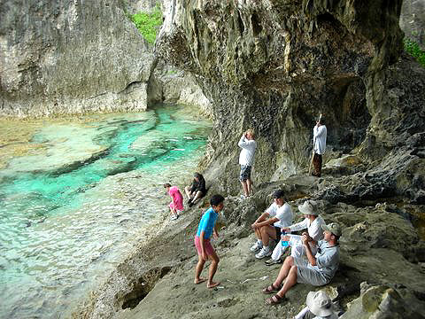 Niue Island South pacific 2008 New Way Pod
