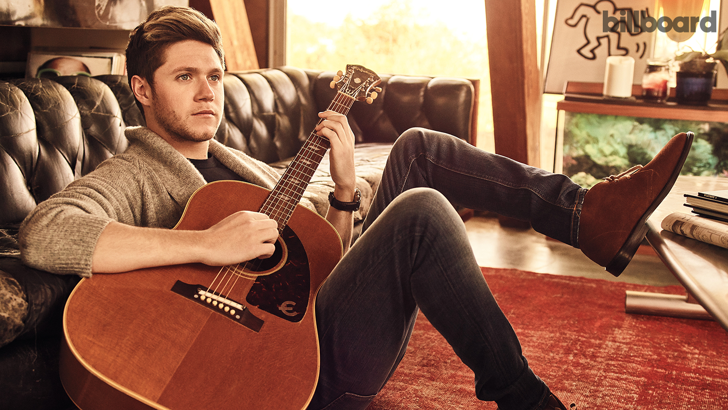 Cute Baby Girl With Guitar Wallpaper Niall Horan Ex One Direction Anuncia Shows No Brasil Em 2018