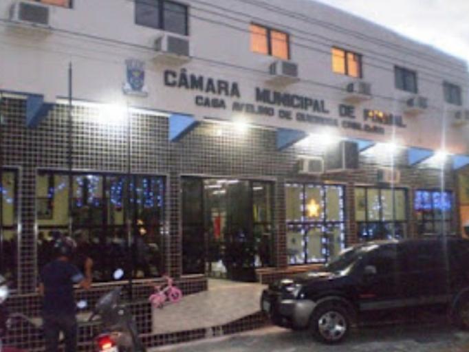 Câmara de Vereadores de Pombal, aprova contas de 2017 do prefeito Verissinho