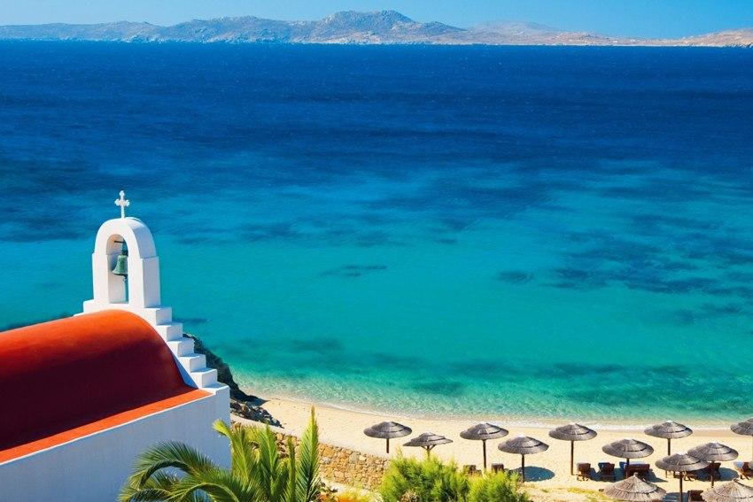 As 4 melhores praias de Mykonos!