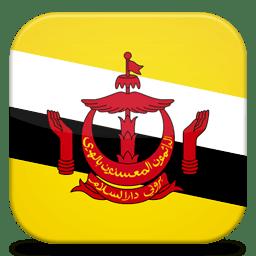 Bandeira Brunei