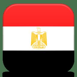 Bandeira Egipto