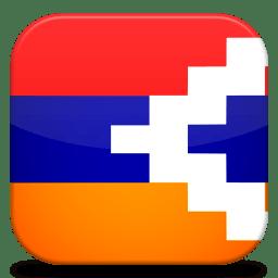 Bandeira Alto Carabaque