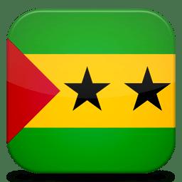 Bandeira Sao Tome e Principe