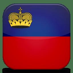 Bandeira da Liechtenstein