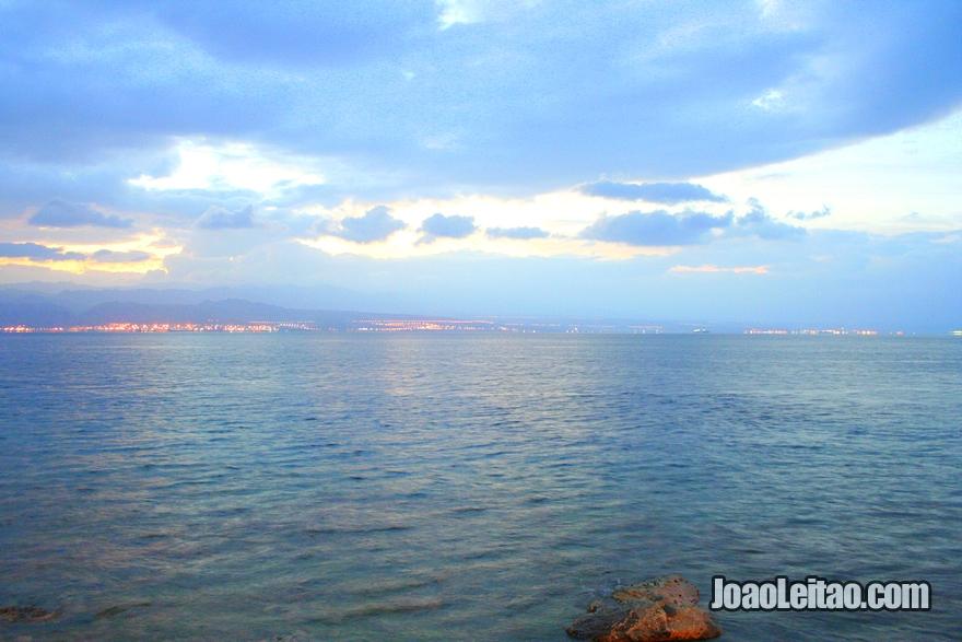 Mar Vermelho Israel