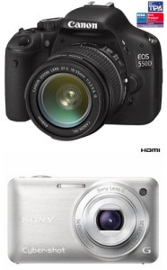 Melhores Máquinas Fotográficas para Viajar