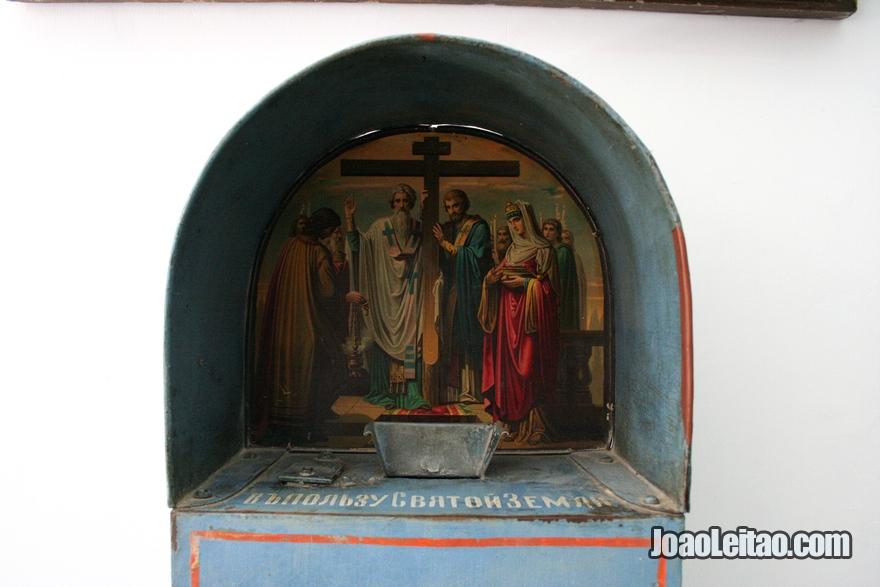 Igreja que abriga o local onde Jesus foi sepultado