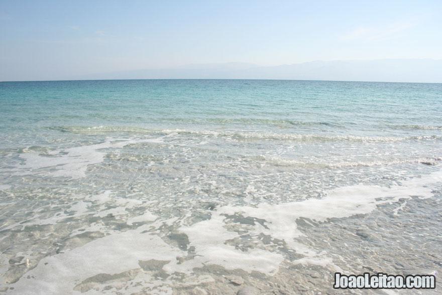 Mar Morto, Visitar Israel