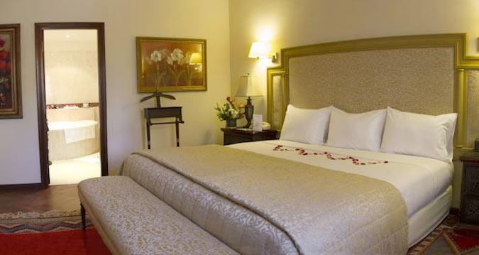Hotel Berbere Palace em Ouarzazate
