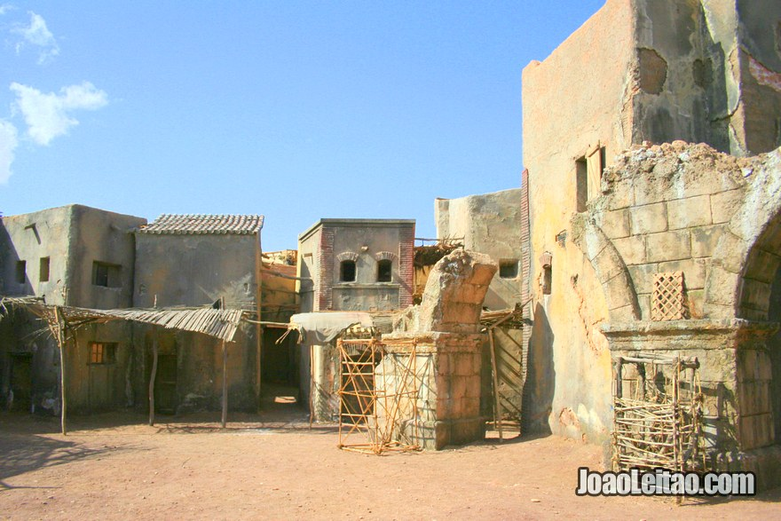 Estúdios de cinema Atlas em Ouarzazate