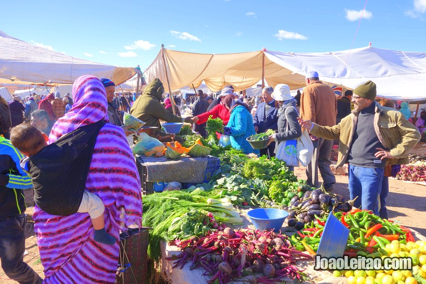 Mercado de Domingo
