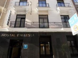 Hostal Ballesta Hotel em Madrid