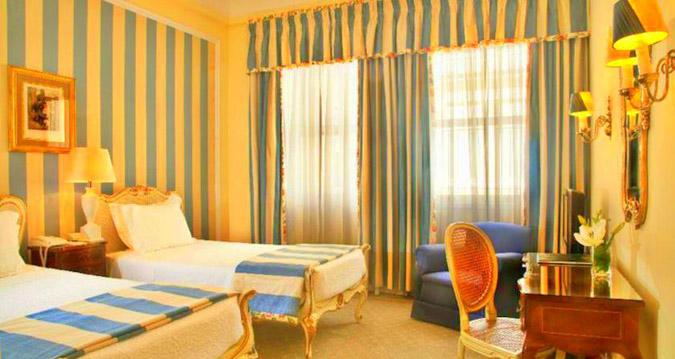 Hotel Avenida Palace em Lisboa