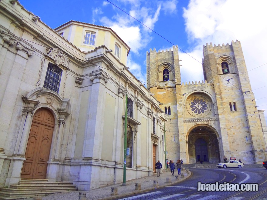 Sé Catedral de Lisboa