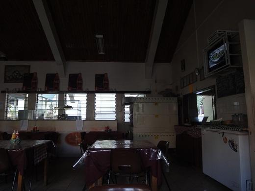 Restaurante Milimani Café em Nairobi Quénia