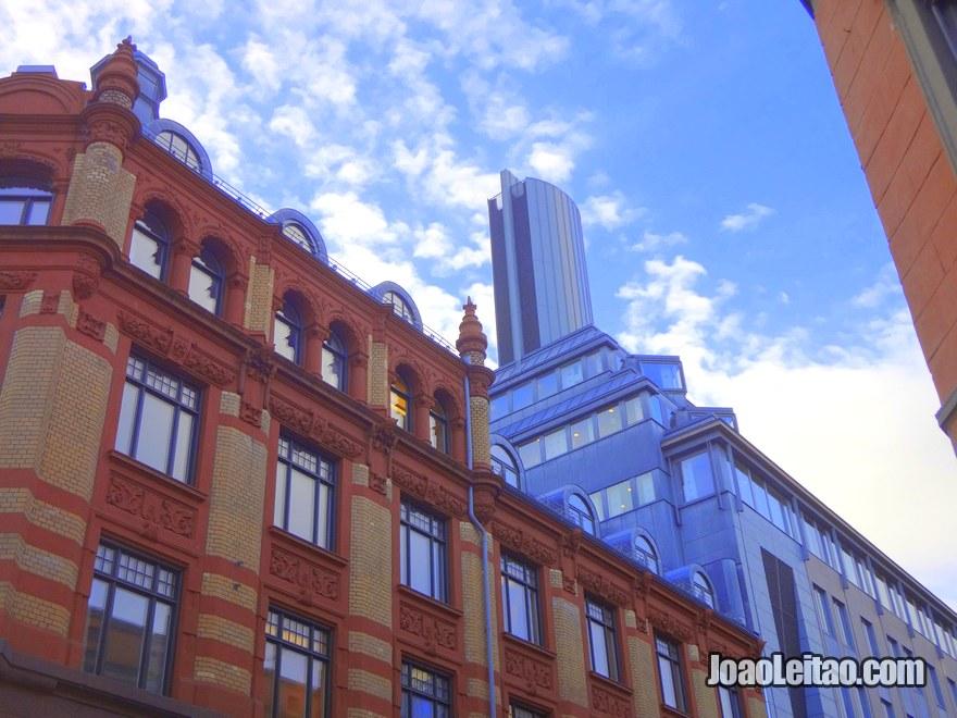 Foto de Arquitectura moderna e clássica