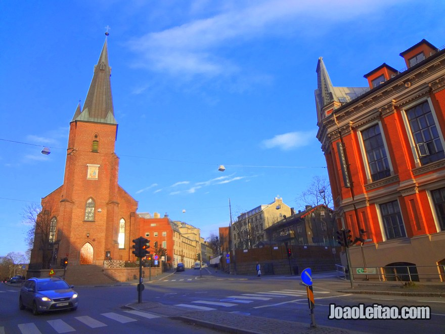 Foto da Igreja Santo Olavo
