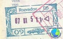 Stamp Czech Republic (car)