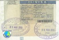 Visa Ethiopia (airport)