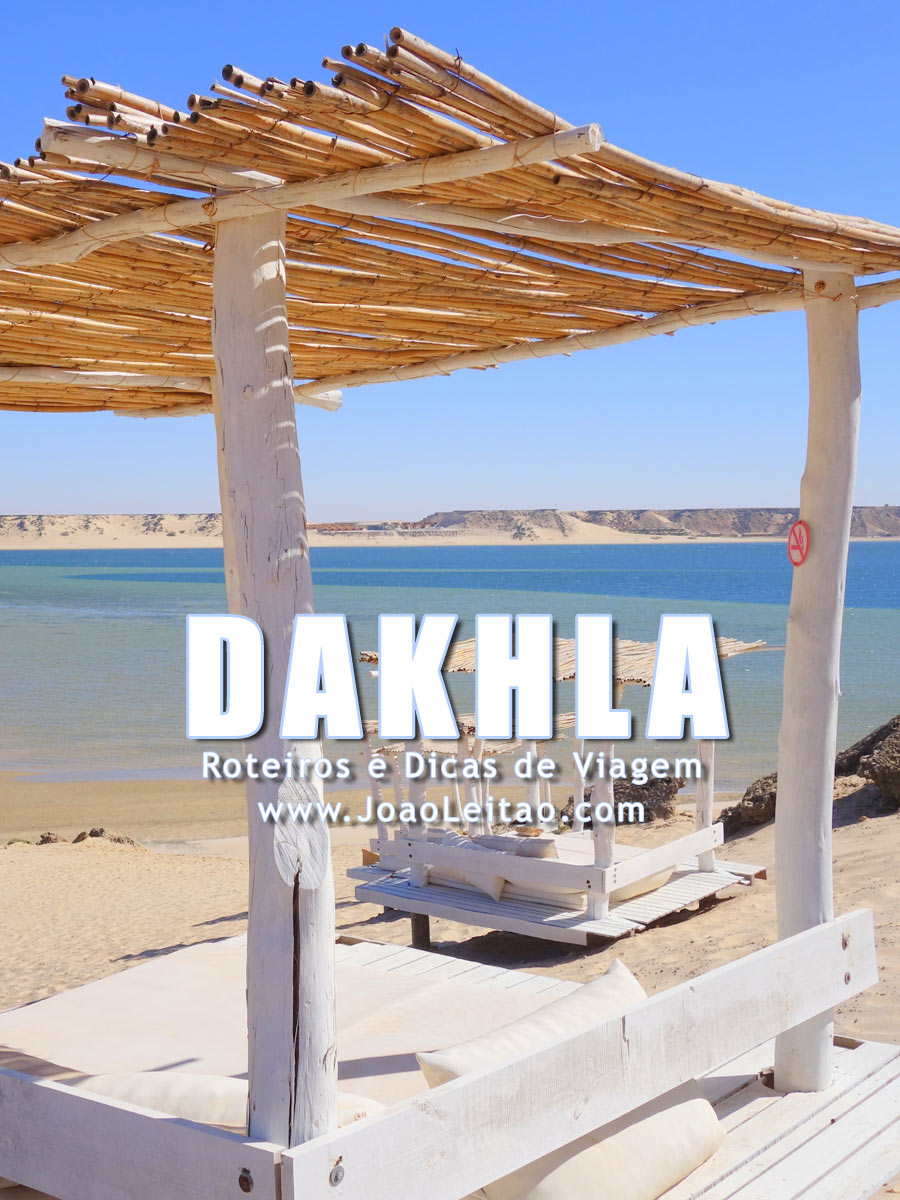 Baía de Dakhla
