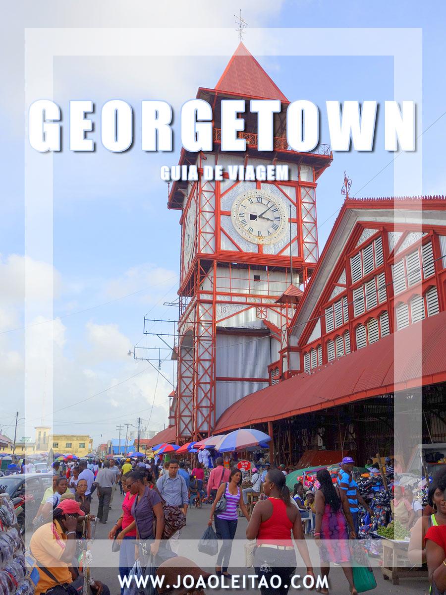 VISITAR GEORGETOWN