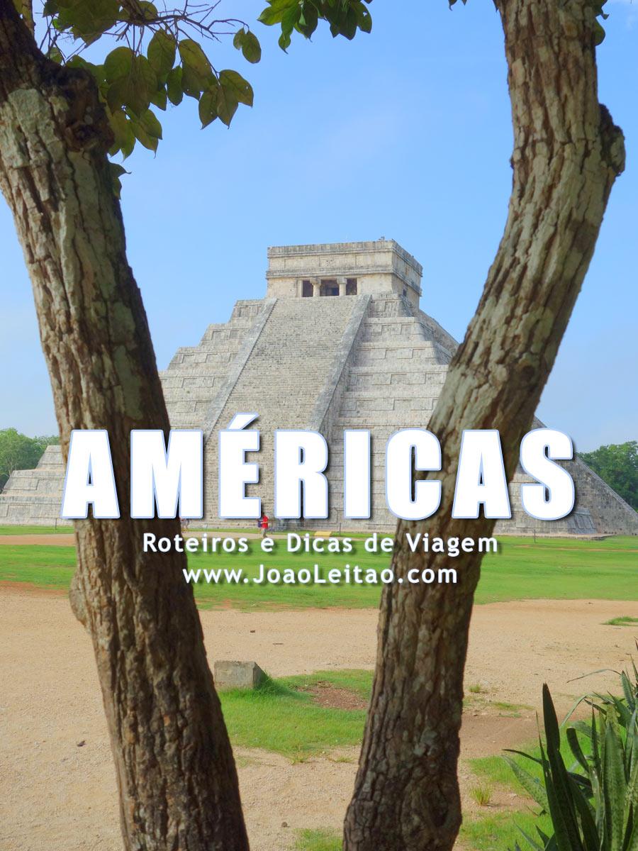 Destinos para Viajar nas Américas