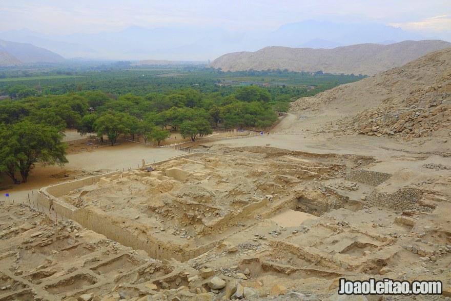 Cerro Sechín Peru