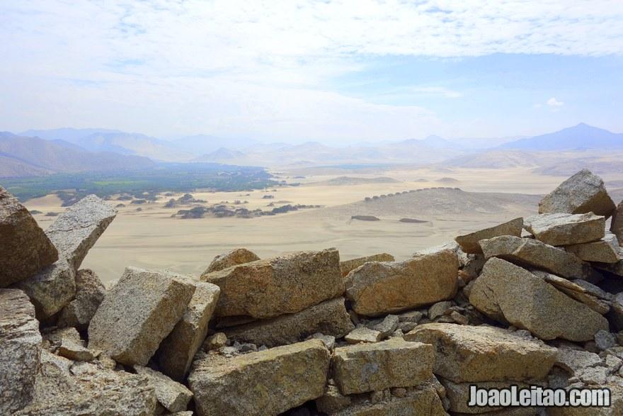 Chanquillo Peru
