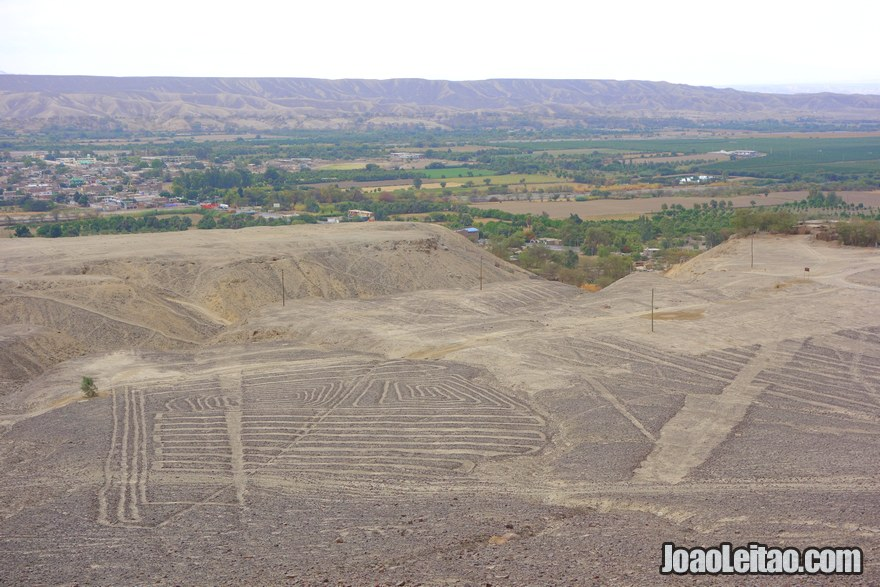 Geoglyphs Pampa del Sacramento Peru